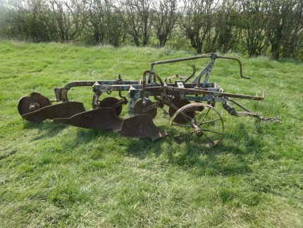 Ransome 3 Furrow Plough