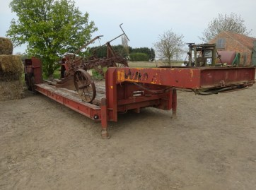 Mossomatic Low Loader