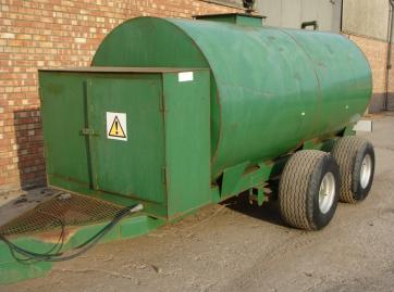 Agri Tek Water Bowser