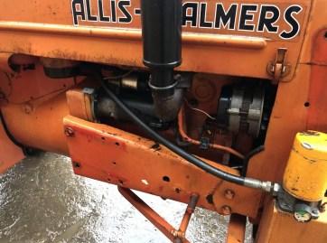 Allis Chalmers ED-40