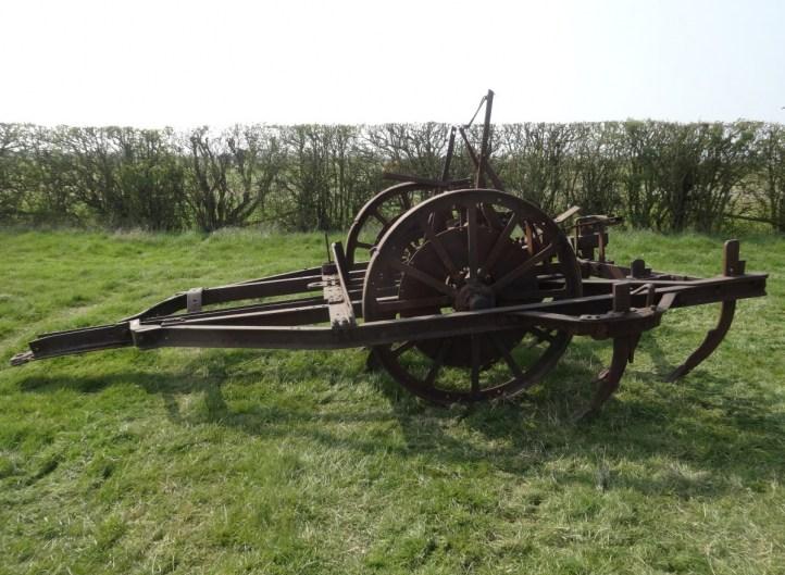 Fowler Cultivator
